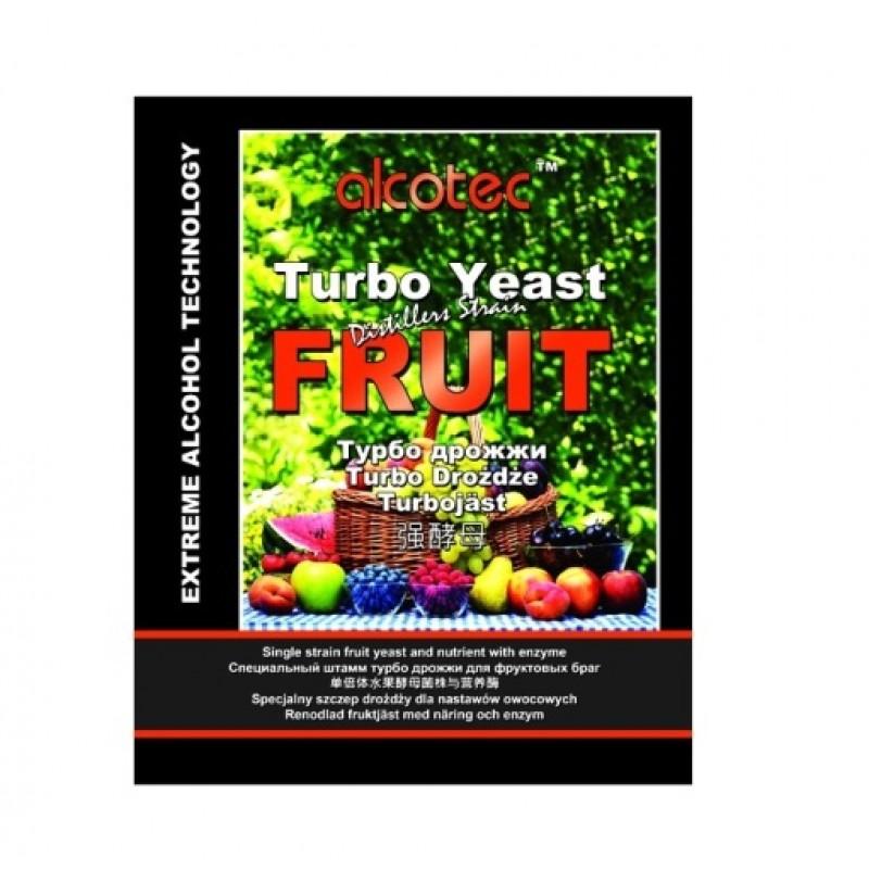 Дрожжи «Alcotec Fruit», 66 гр(для фруктов)