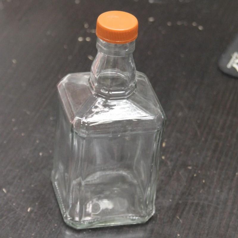 Бутылка ДЖЕК 0,5 л.