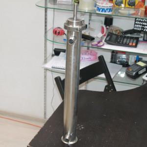 Холодильник Алкаш 7-ми трубчатый (2 дюйма) с носиком и перегородками
