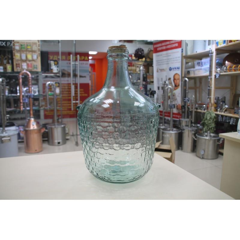 Бутылка стекло GARRAFA COLONIAL 12 литров