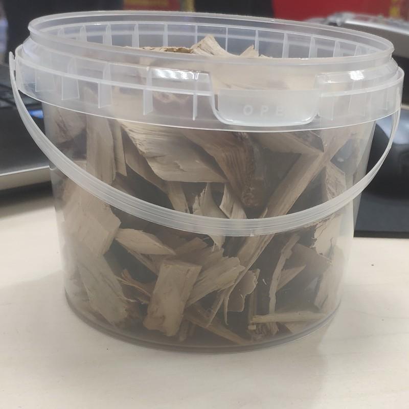 Щепа дикой груши, 250 грамм (очищенная)