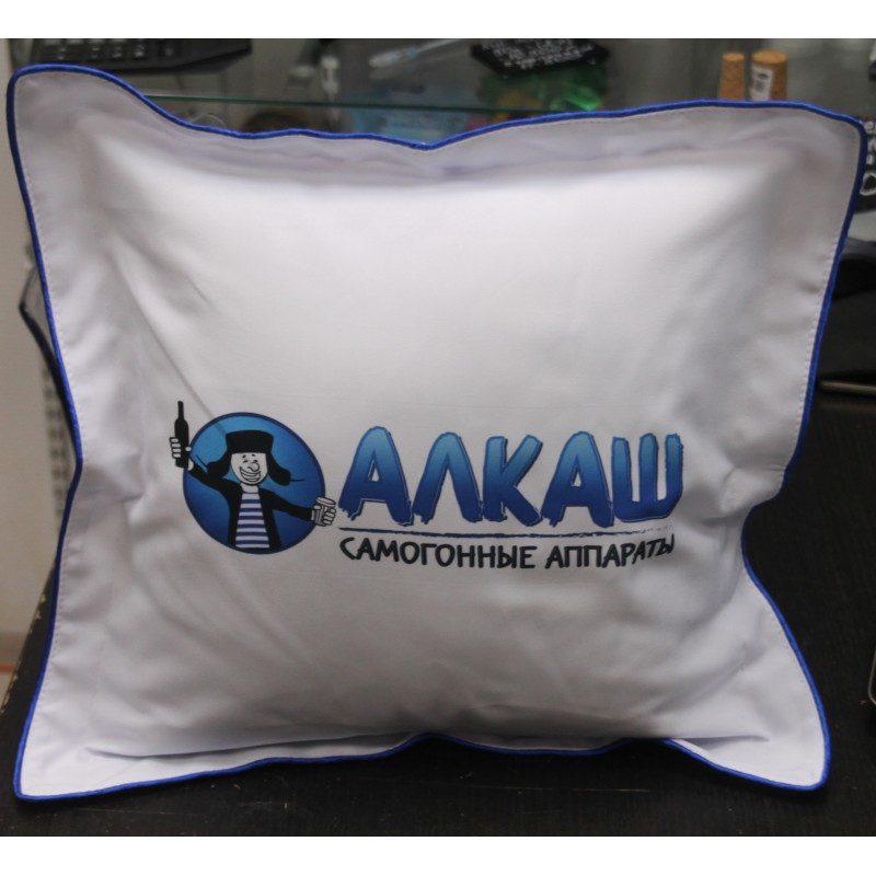 Фирменная подушка АЛКАШ