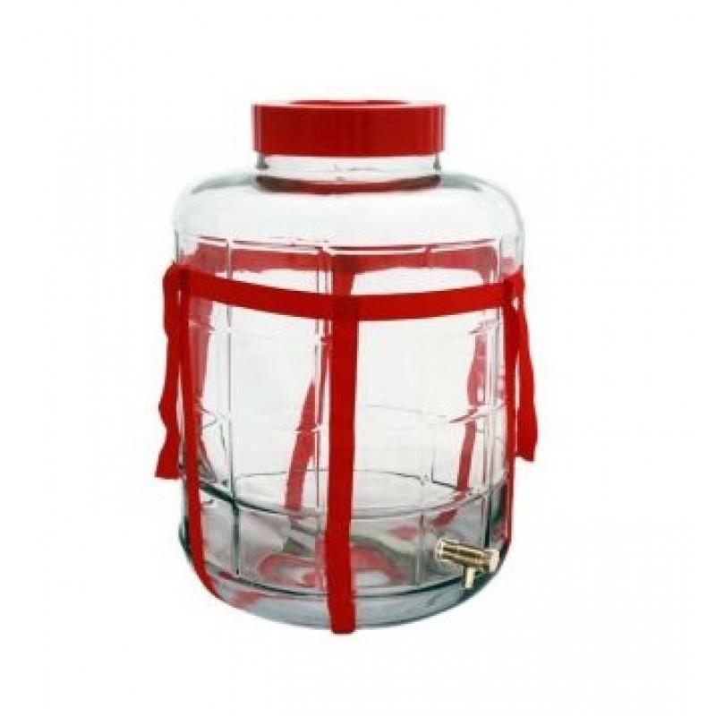 Банка 25 литров «Оптимум» с краником