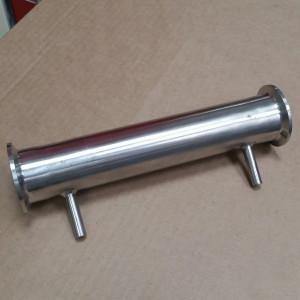 Дефлегматор трубчатый под кламп 1.5 дюйма (4 трубки)