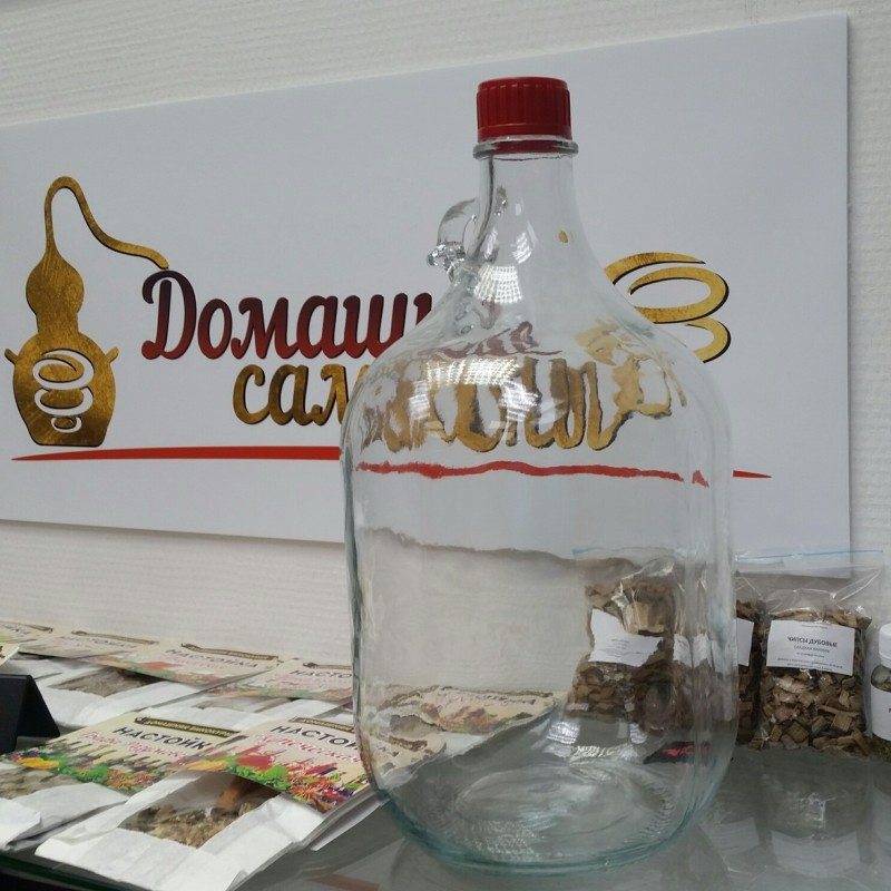 "Бутыль ""Виноград"" 5 л"