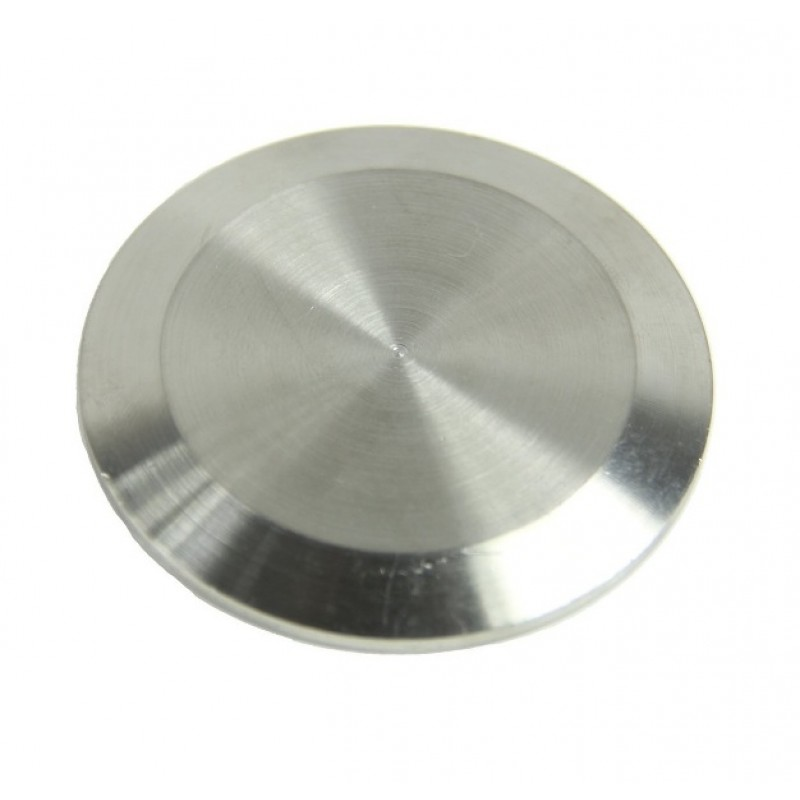 Заглушка под кламп соединение 1,5 или 2 дюйма