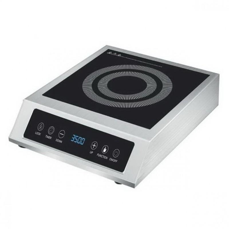 Плита индукционная Iplate NORA(3,5 кВт)(усиленная)(35 режимов работы)