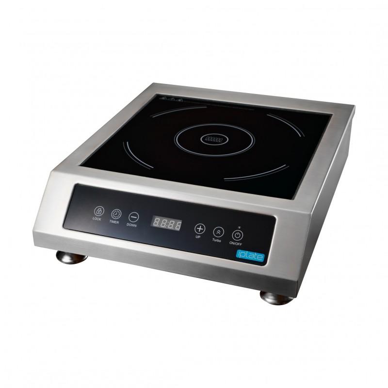 Плита индукционная Iplate ALINA (3,5 кВт)(усиленная)(32 режима работы)(без импульсного режима)