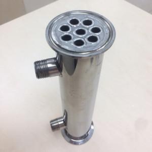 Дефлегматор трубчатый Алкаш под кламп 2 дюйма (8 трубок)