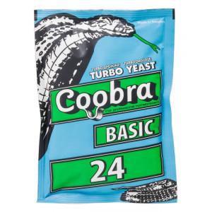 Турбо дрожжи Coobra Basic 24T, 180 гр.