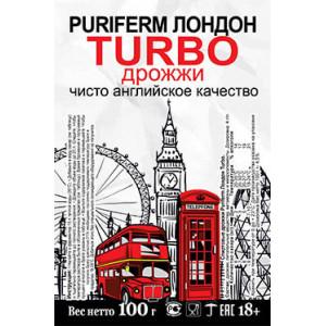 Спиртовые дрожжи Puriferm Лондон Turbo
