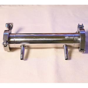 Дефлегматор трубчатый под кламп 1,5 дюйма (5 трубок)